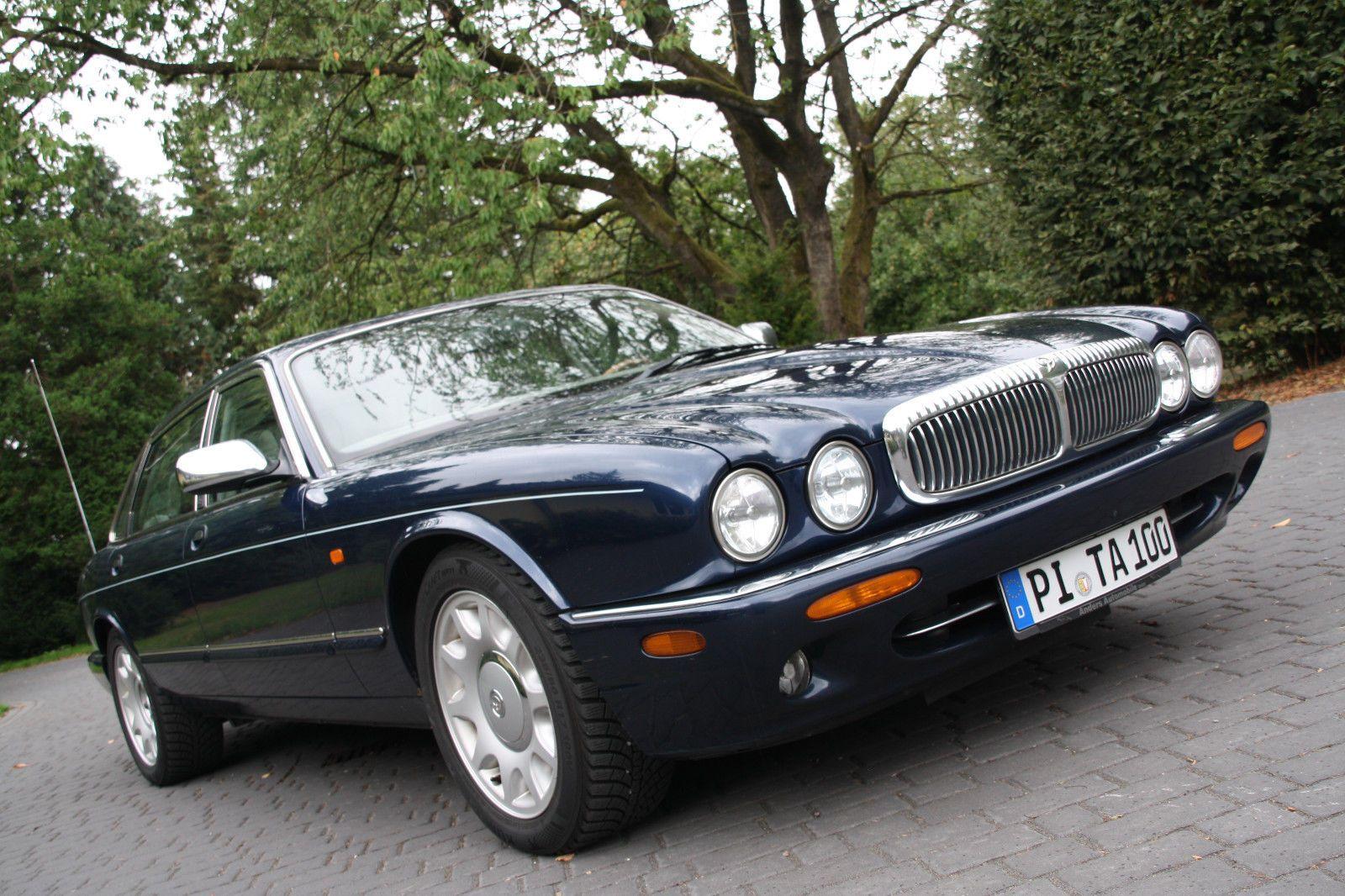 Jaguar Daimler V8 Super Langversion 5 800 Jaguar Daimler