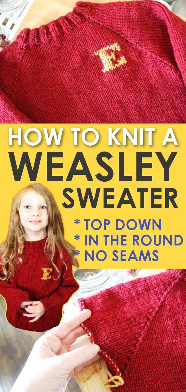 Photo of Knit this Toddler Sweater in 8 Hours or Less!