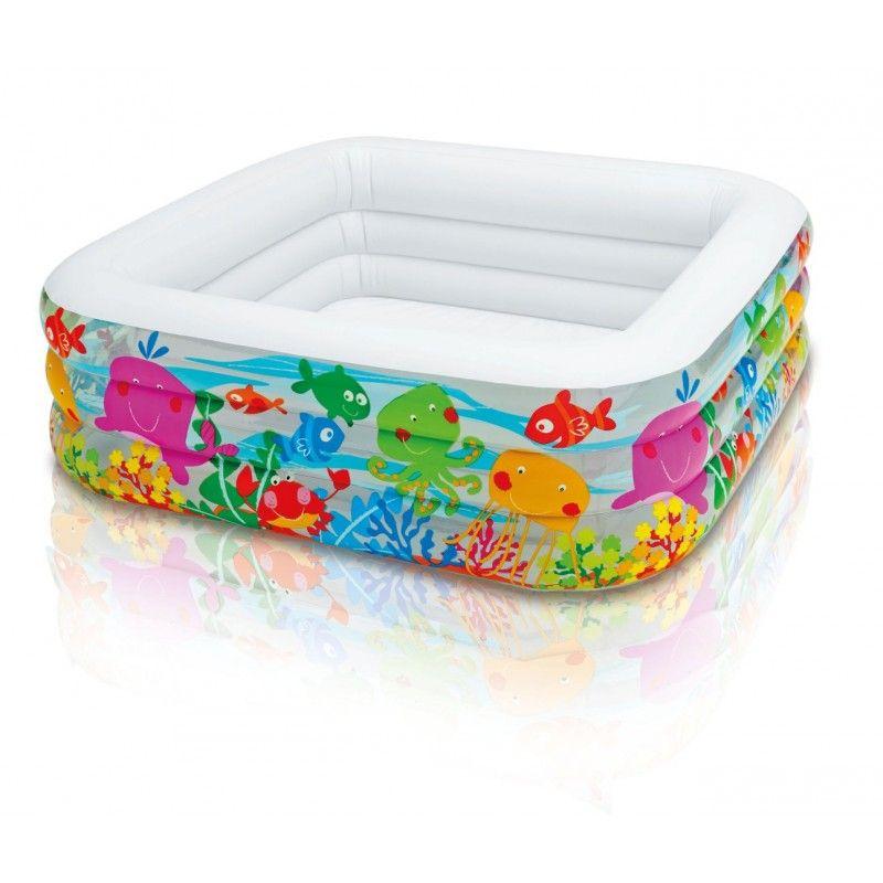Swimmingpool aufblasbar rechteckig  Pools #INTEX #57471NP Intex 57471NP Aufstellpool Aufblasbar ...