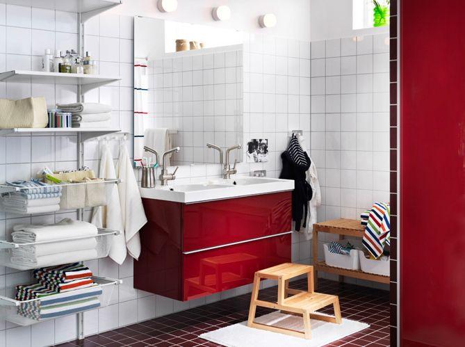 Meuble salle de bain pas cher 8 Inspi travaux Pinterest