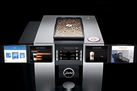 JURA Z6 Espresso Machine with P.E.P