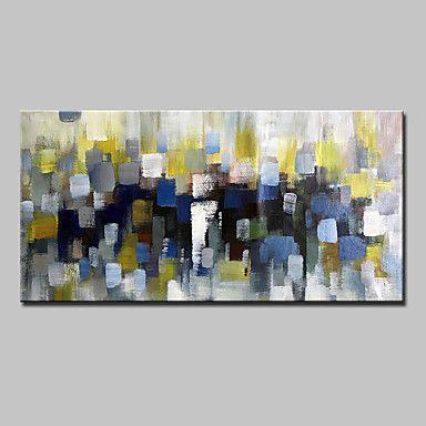今だけ 送料無料 アートパネル 抽象画1枚で1セット ブルー イエロー グレー モザイク模様 プレゼント 納期 お取り寄せ2 3週間前後で発送予定 アートのアイデア 抽象画 抽象
