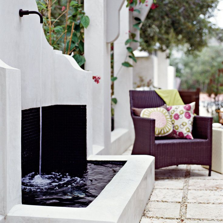 Meet Your Needs - 15 Idea-Filled Outdoor Rooms on the Coast - Coastal Living