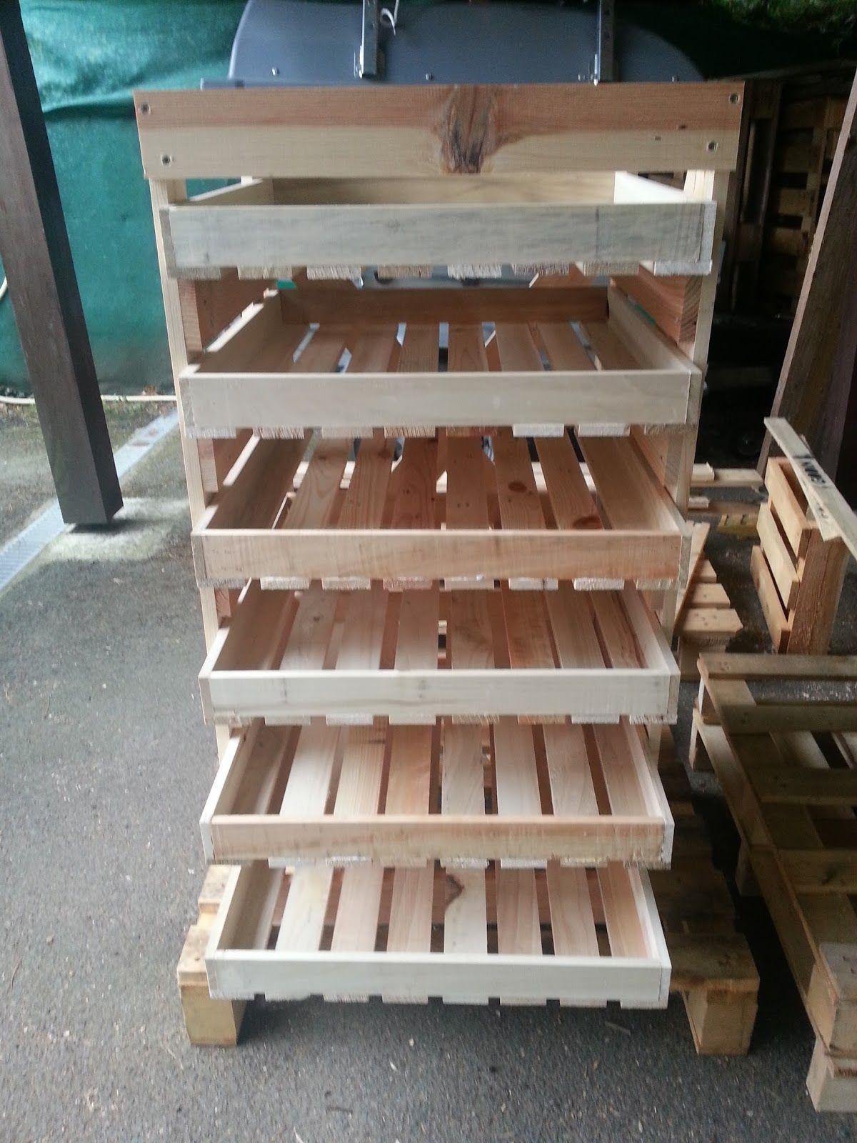 r cup ration bricolage bois bac fleurs banc cache pot recyclage recycler palette brico. Black Bedroom Furniture Sets. Home Design Ideas