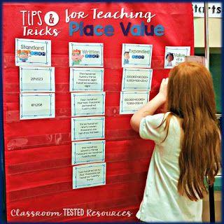 Classroom Tested Resources: Teacher Tips for Teaching Place Value