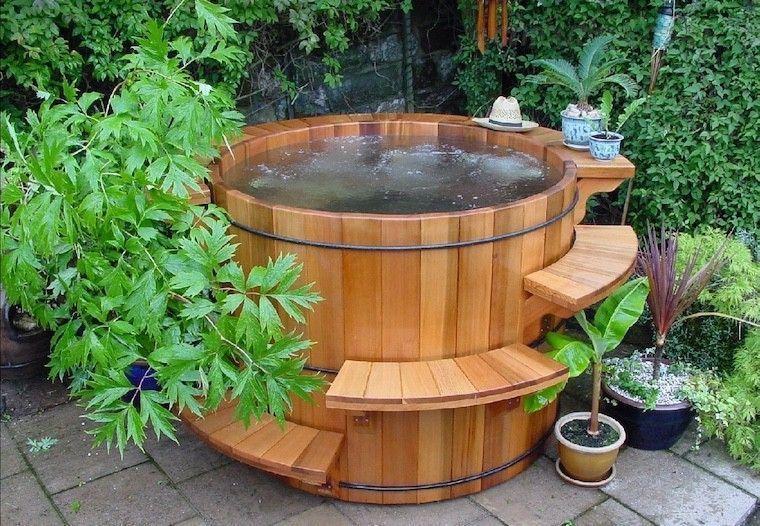 Photo of Wie man einen Whirlpool für unter £ 300 baut. #Hottubdeck – Flitterwochen – w …