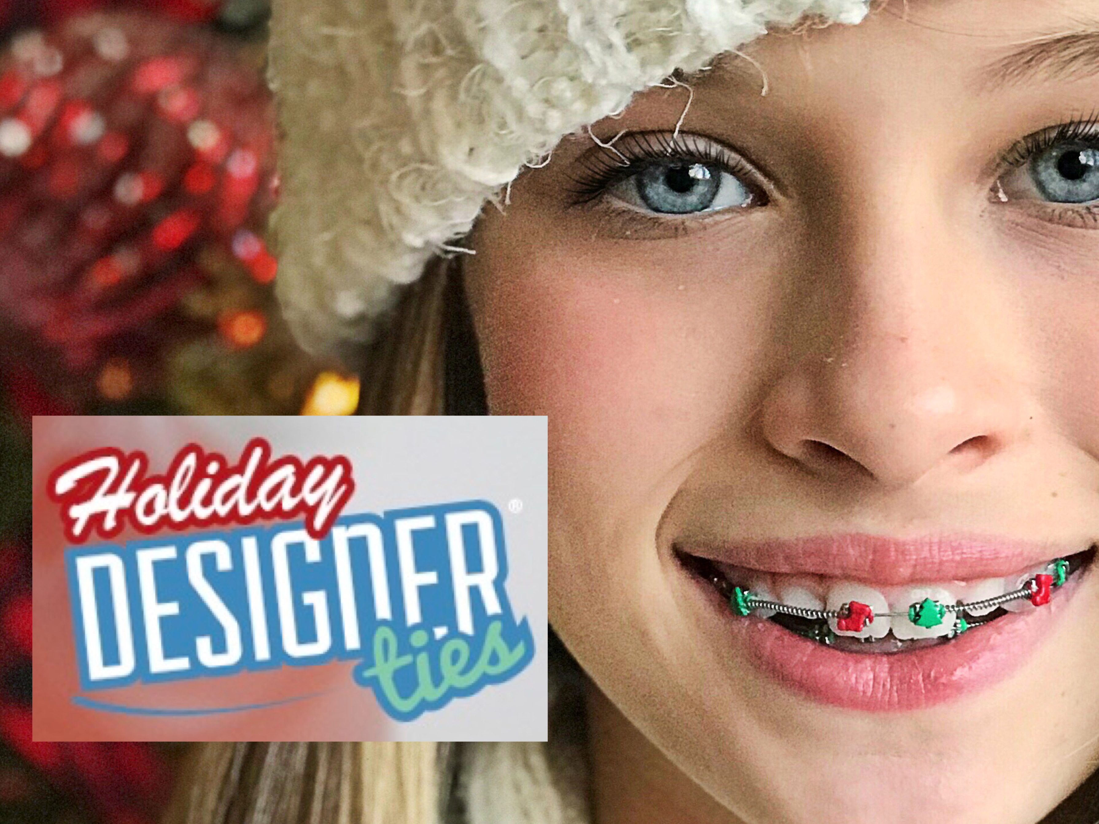 Designerties For Braces Orthodontics Ligature Ties Orthodontic Marketing Fun Braces