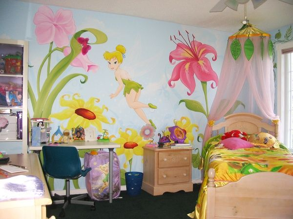 Tinkerbell Room Sunnie Johns Johns Jokinen You May Need To Come
