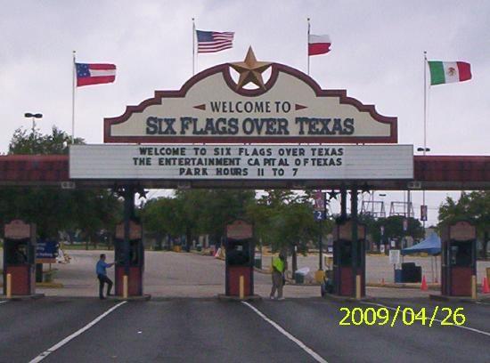 Six Flags Over Texas Six Flags Over Texas Six Flags Texas