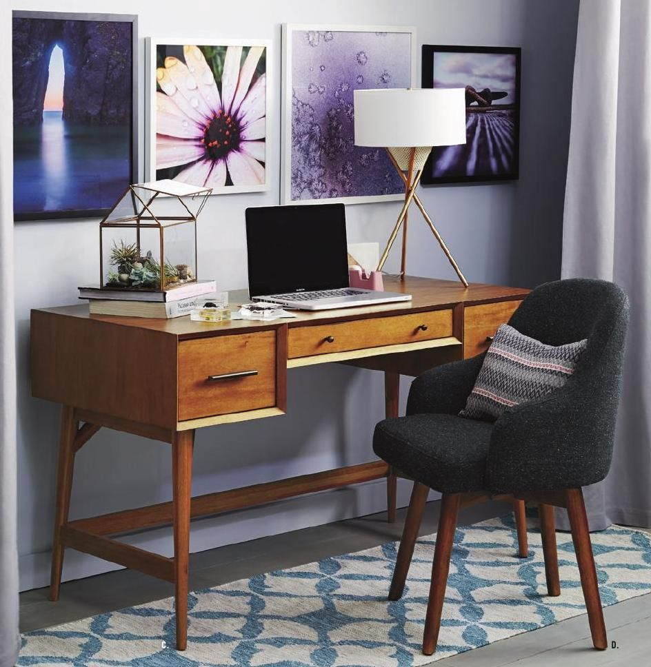 West Elm Small Apartment Living Home Home Office Design