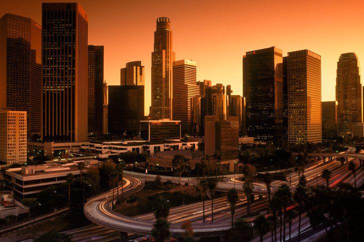 Las ciudades mas visitadas del mundo en 2013, Los Ángeles