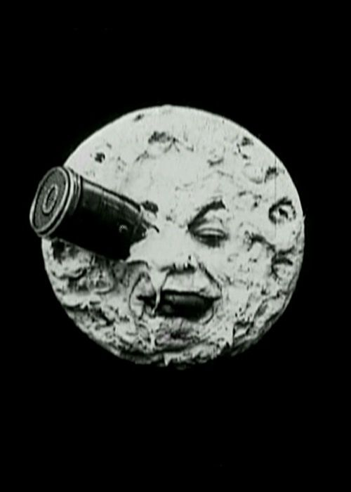 Voyage dans la lune - Georges Méliès(1902)