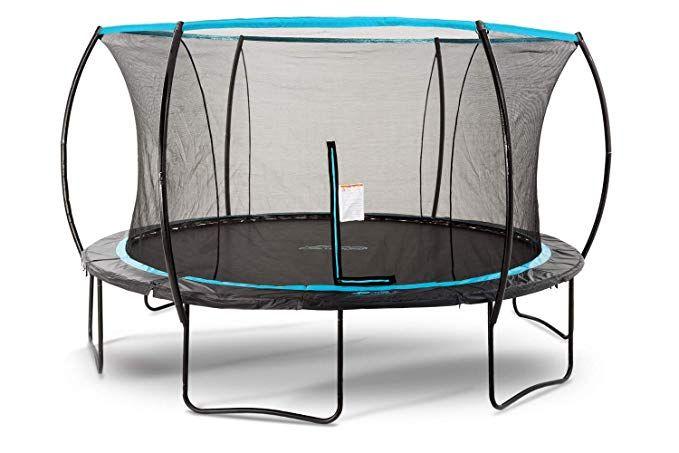 Amazon.com : SkyBound Cirrus 14 Foot Trampoline with ...