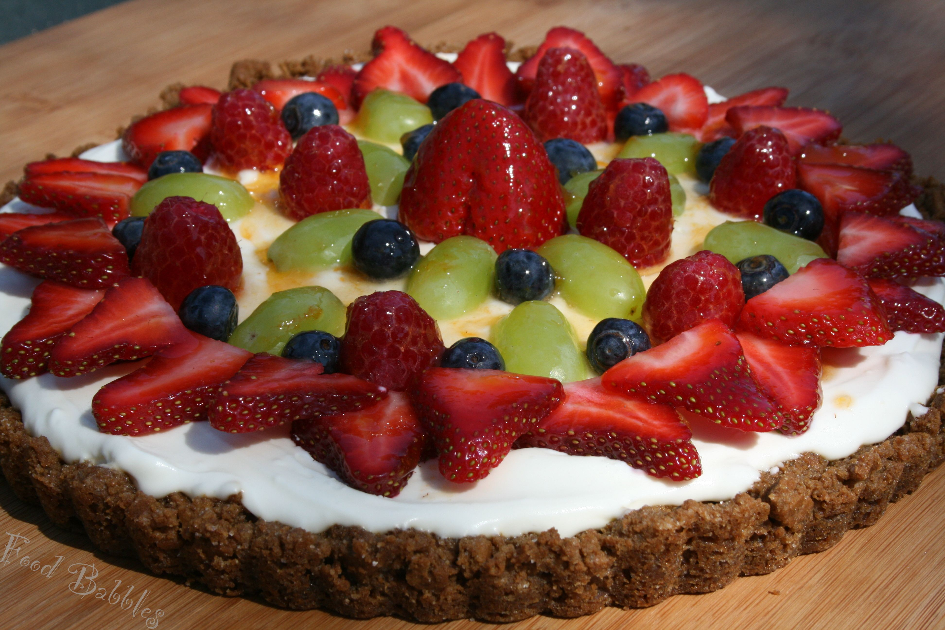healthy fruit tart fruit that starts with c