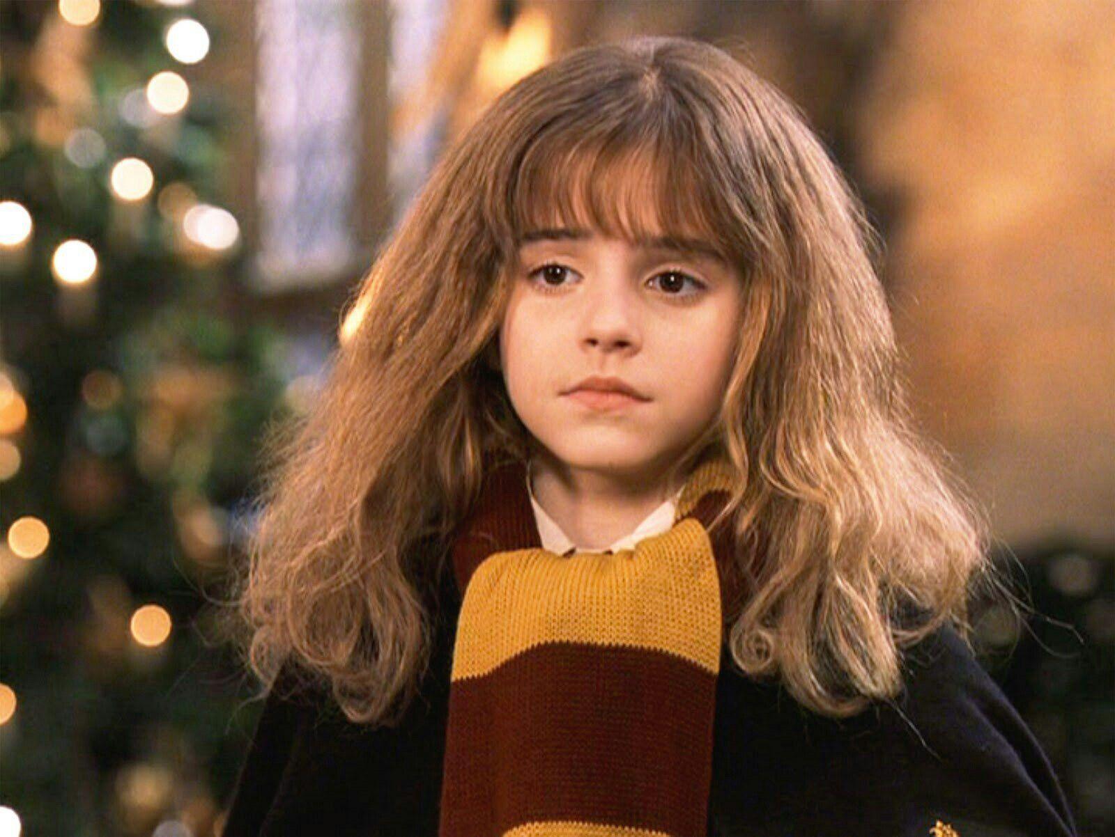 Hermione Sacks Off Harry Potter