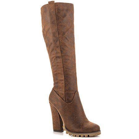 Bjorn - Whiskey PU. Shoes StyleKnee BootsWhiskeyWoman ShoesCowboy Boot.  Bjorn - Whiskey PU by Michael Antonio