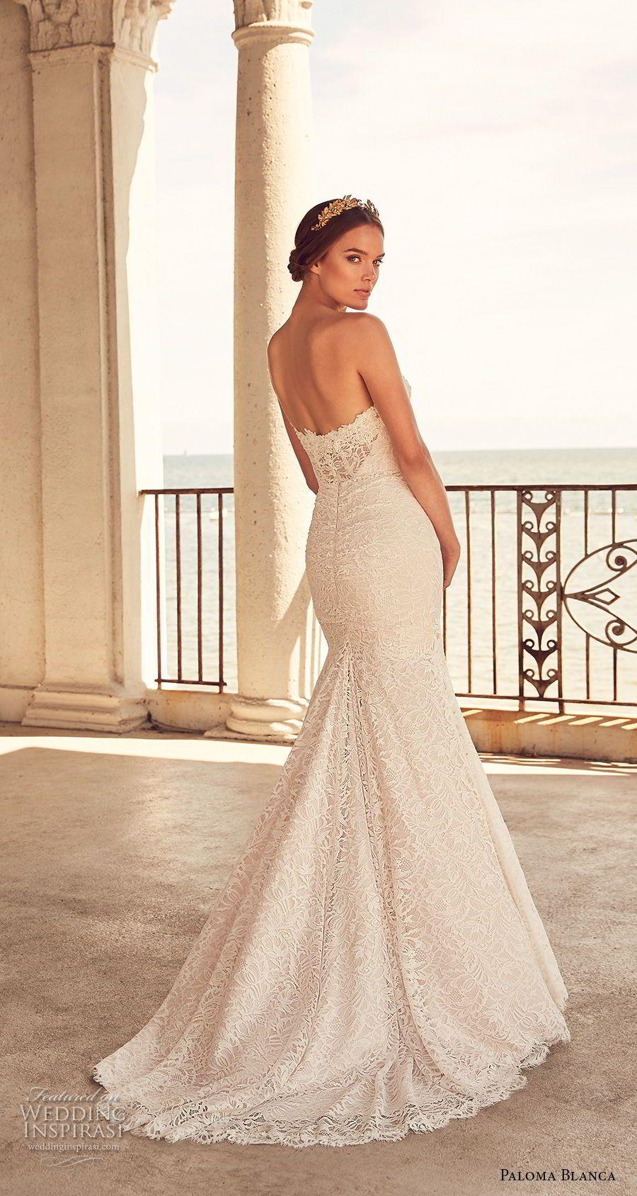 Paloma blanca spring wedding dresses wedding dress