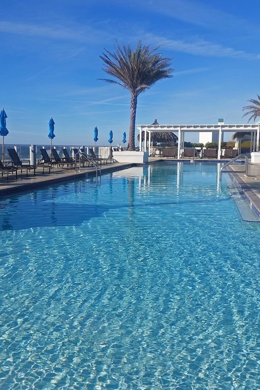 Margaritaville Beach Hotel at Pensacola Beach Florida is the perfect