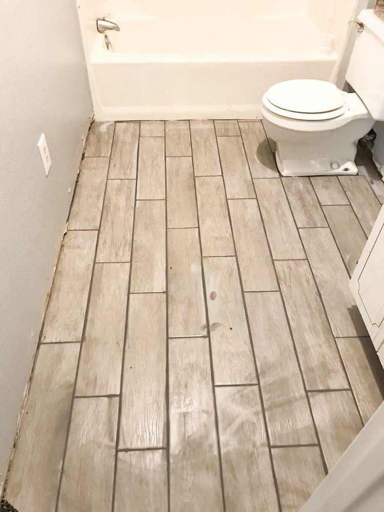 How to Tile a Bathroom Floor DIY in 2020 Tiles, Bathroom