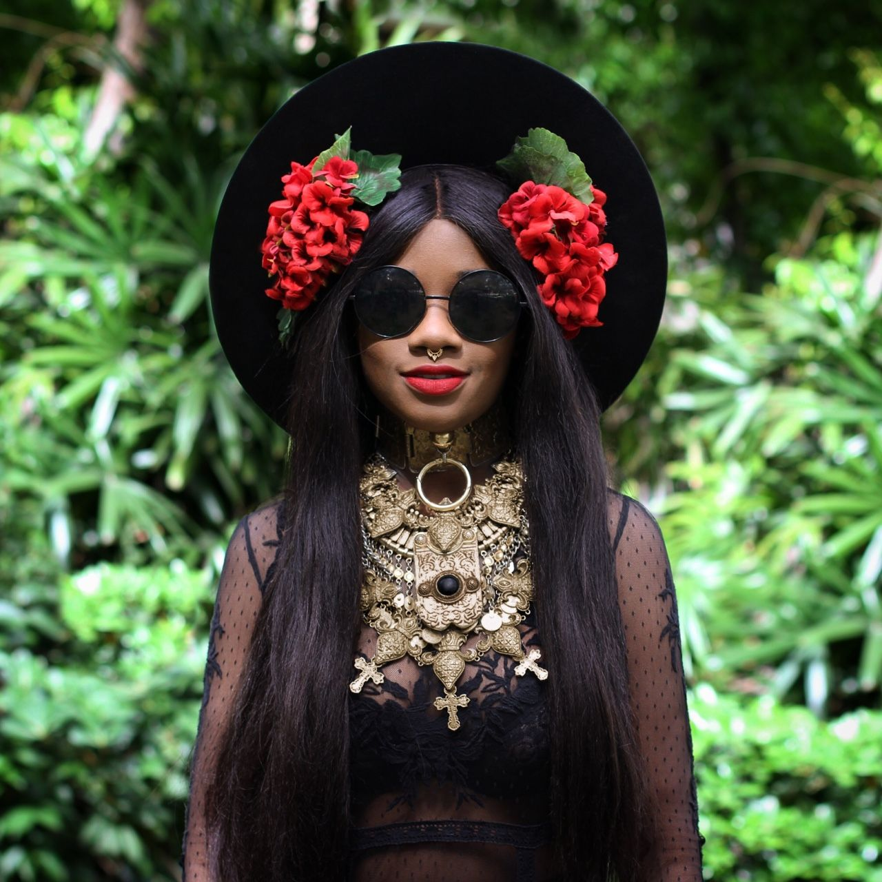 Afro Punk Fashion: Pin By Sienna Graham On Black Is Beautiful