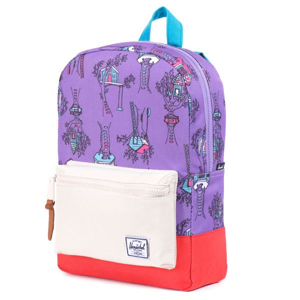 a488de6dc06 My Sweet Muffin - Herschel Settlement Kids Backpack Purple Fort .
