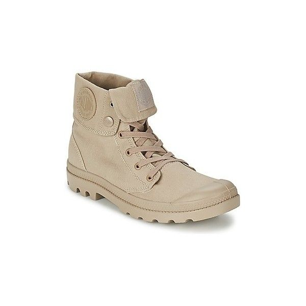 Palladium MONOCHROME Mid Boots (¥12,205) ❤ liked on Polyvore featuring shoes, boots, savana, women, mid-calf boots, palladium boots, palladium footwear, mid boots and palladium shoes