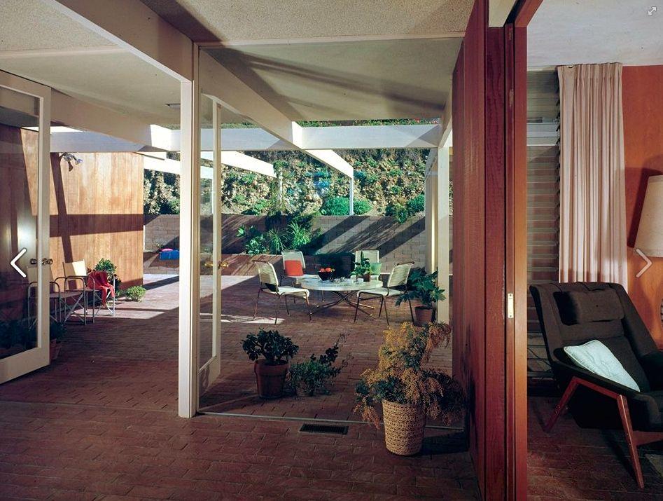 Modern Furniture Ventura Ca addison house, ventura, ca. 1958. architect carl maston. photo