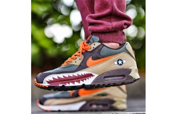 newest collection 41b88 a06cd Nike Air Max 90 Warhawk  Complex