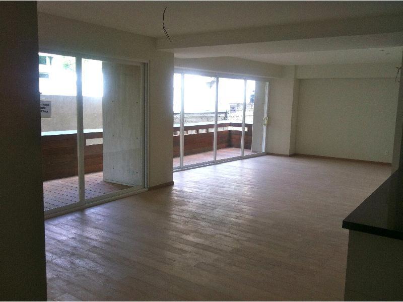 proyecto de 34 dptos, 3 x piso, 2 disponibles de 150m2 (exteriores ...
