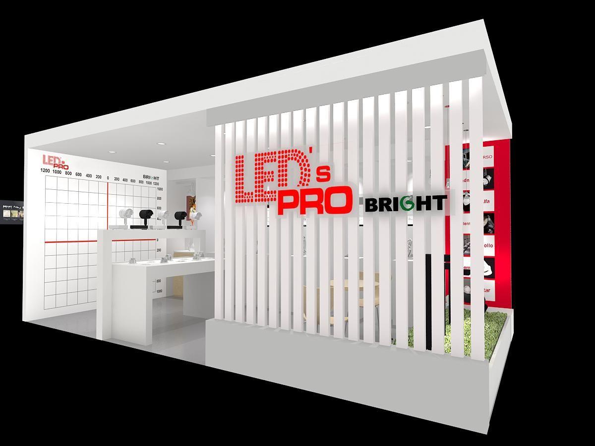 往年展會設計方案-展場設計-作品案例