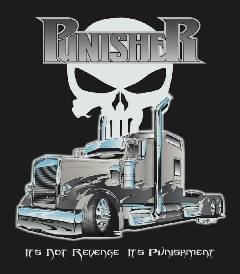 Trucker Quotes Pinkane Cordova On Maximum Overdrive  Pinterest  Rigs