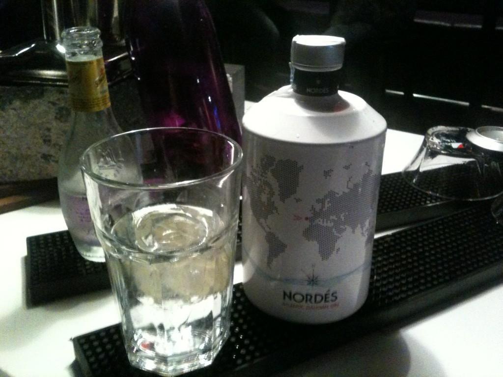 Nordés atlantic galician gin muy buena #galiciacalidade