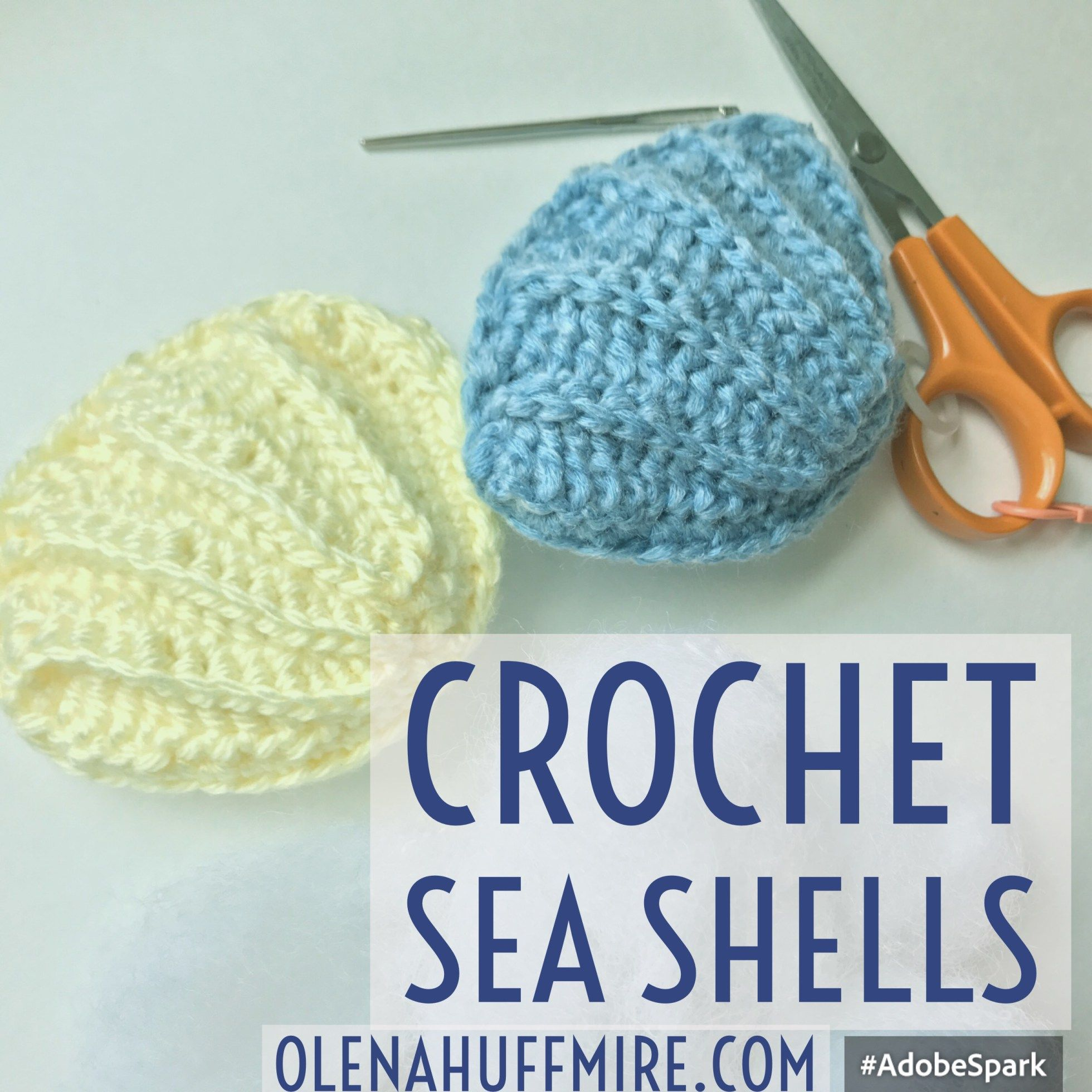 How To Crochet A Seashell Amigurumi Download My Free Sea Shell