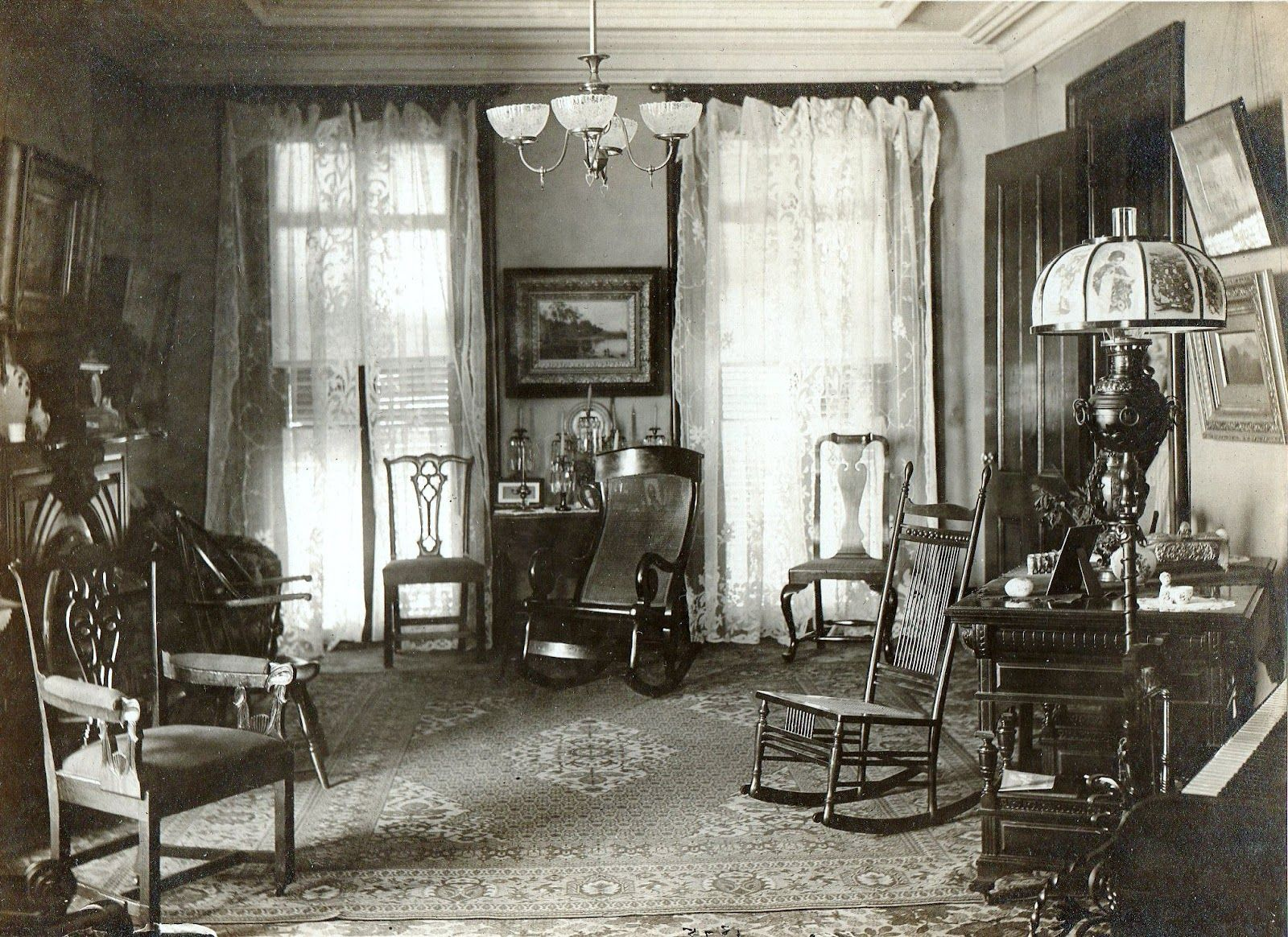 An Intimate Portrait Of Home Period Views Of Domestic