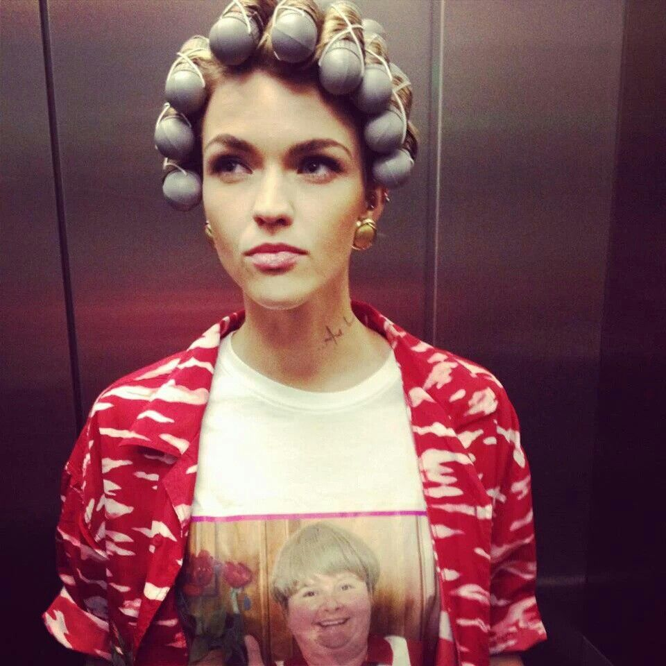 Pin by Ruby Rose on Ruby Rose Hair rollers, Hair curlers