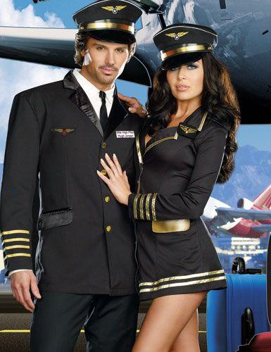 Aviator costume halloween sexy