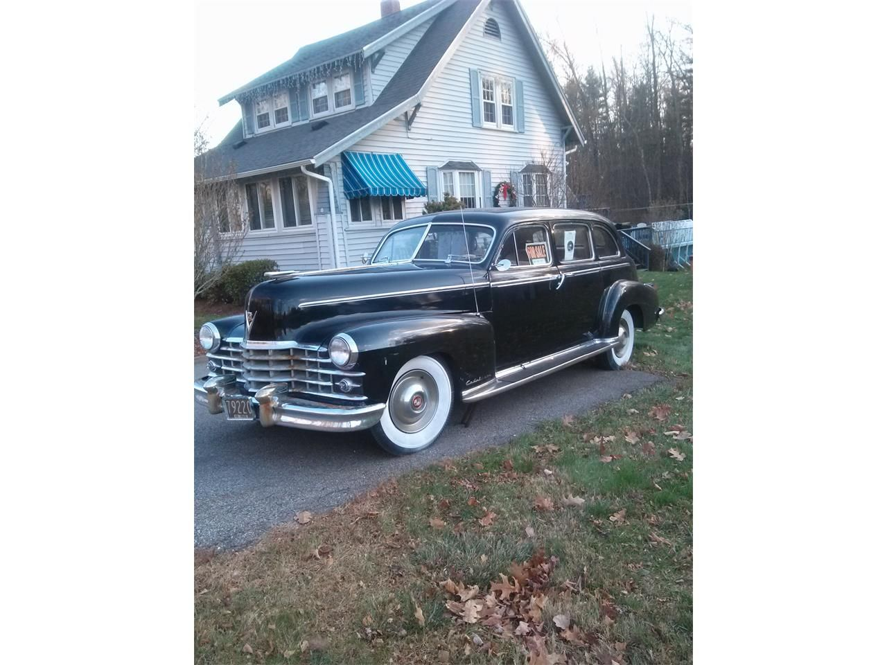 1948 Cadillac Fleetwood Limousine | Cadillacs | Pinterest | Cadillac ...