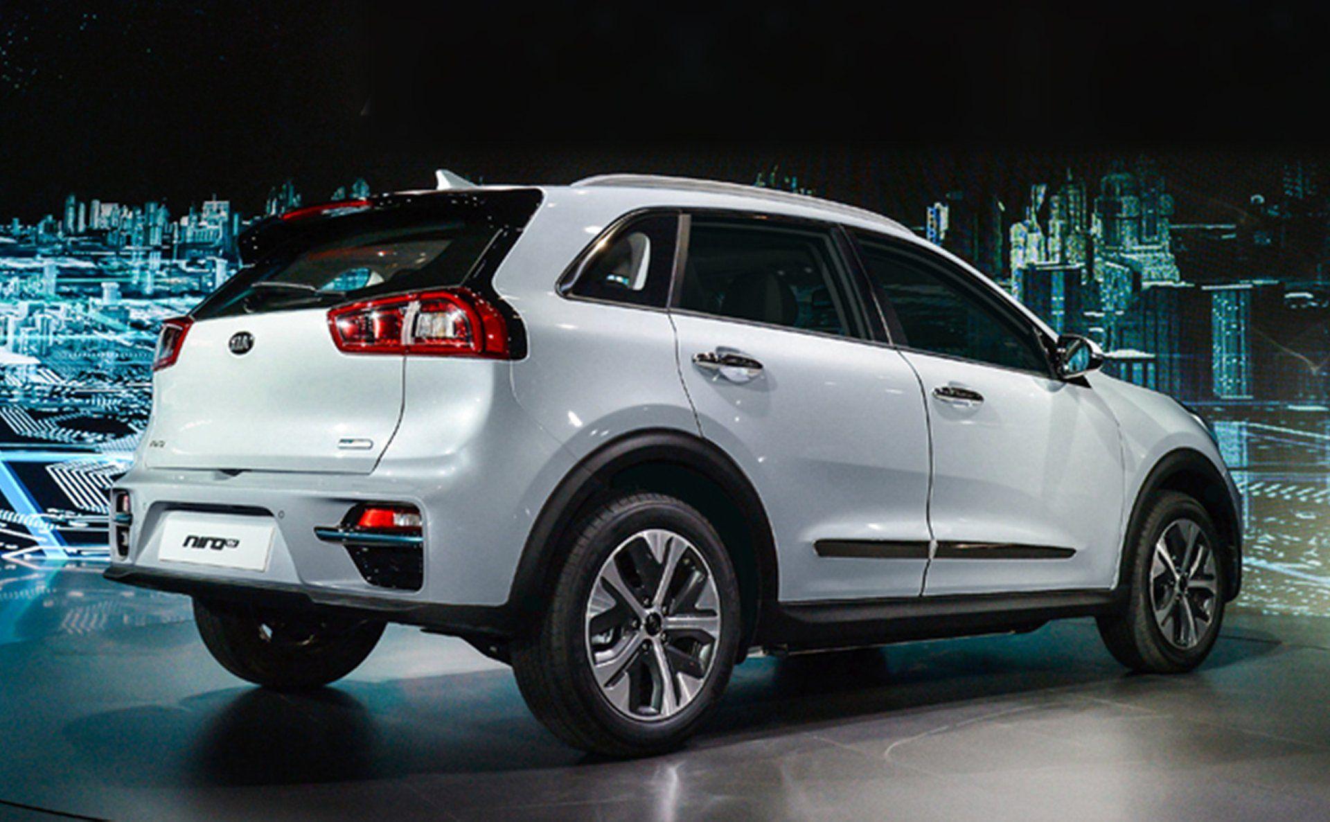 2019 Kia Nero Ev First Look Neroev 2019kia Electriccar Kia Suv Crossover Suv