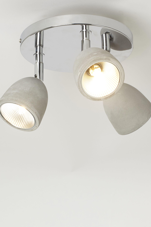 Lena 3 Light Spotlight One Size Size Bhs Modern Ceiling