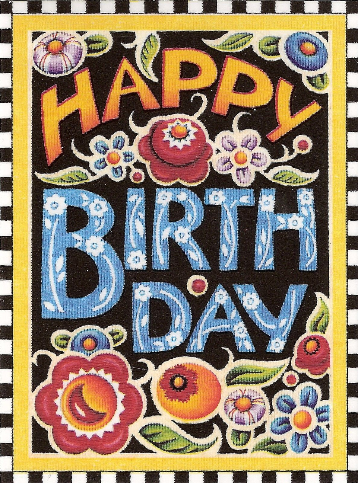 Happy Birthday Aunt Mary Meme
