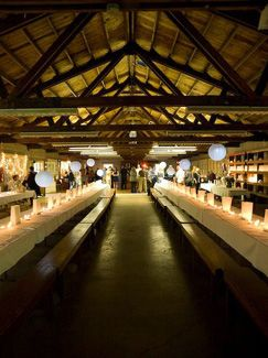 camp wokanda wedding reception camping reserve the
