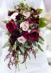 38 Ideen Hochzeit Winter Ideen Brautjungfernsträuße    Wedding Makeup Glam