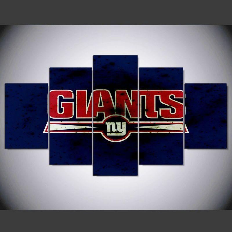 Decal Labs New York Giants