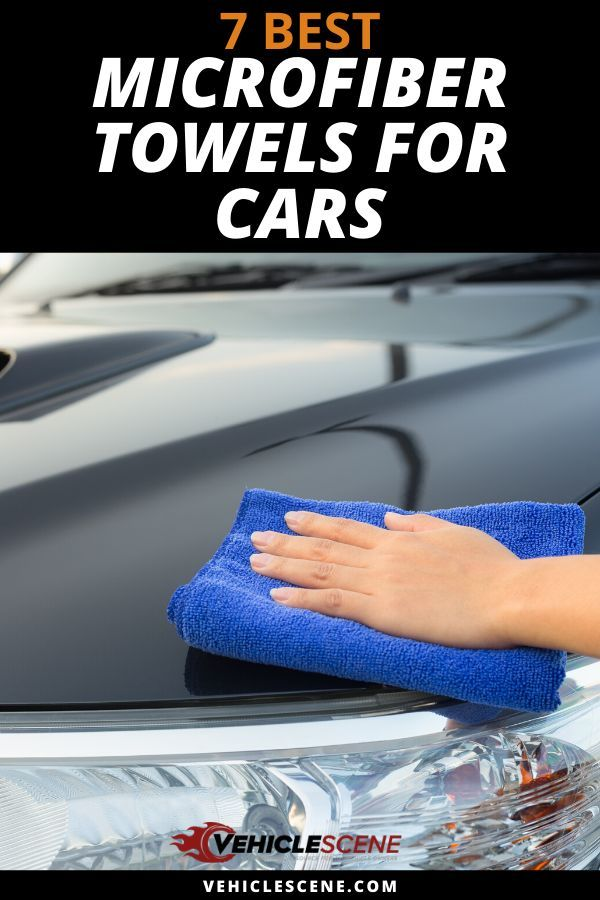 Looking for the best microfiber towels for cars? Read our guide about the top options for vehicles available today! We also have a checklist and tips that guide you through how you can choose effective ones, and do away with ineffective options. Give your ride's exterior the safe, smooth and effective cleaning it deserves with these must have car accessories! #carmaintenance #cartips #carmusthaves #caraccessories #autodetailing #caressentials #vehiclecare #carproducts #buyingguide #carexterior