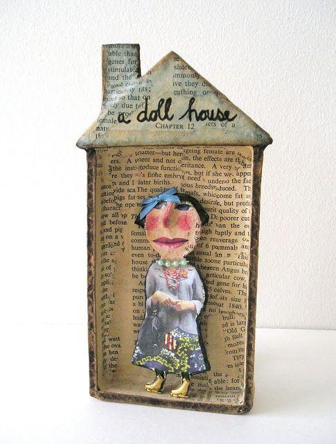 Miss Julie/a Dolls House