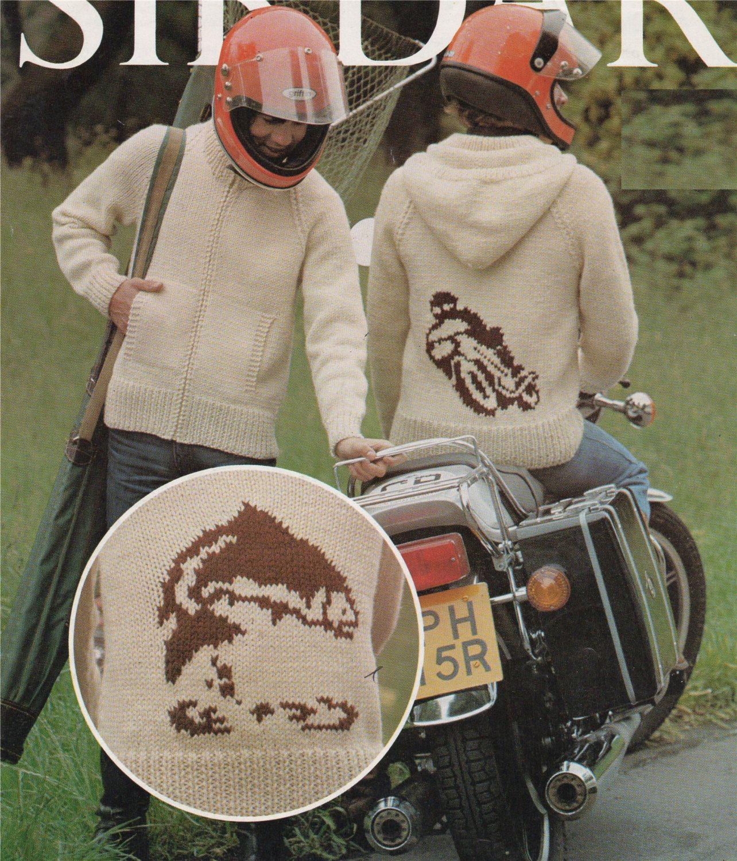 PDF Mens & Teenager Jacket / Cardigan Knitting Pattern : 36 - 42 ...