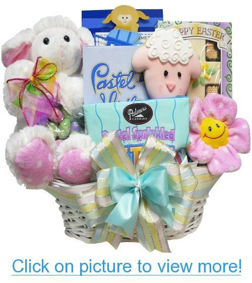 Art of appreciation gift baskets my little lamb easter gift basket art of appreciation gift baskets my little lamb easter gift basket art appreciation negle Images