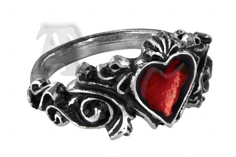 Betrothal Alchemy Gothic Ring