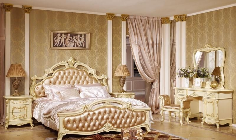 Chambre Style Baroque Ultra Chic En 37 Idees Inspirantes King
