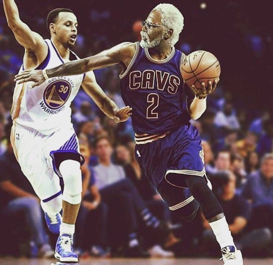 steph curry and uncle drew